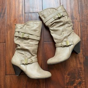 Cathy Jean pull-on boots